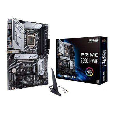 Asus Prime Intel Z590-P Wifi Atx Motherboard