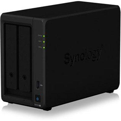 Synology DiskStation DS720+ 2 Bay Desktop NAS Enclosure