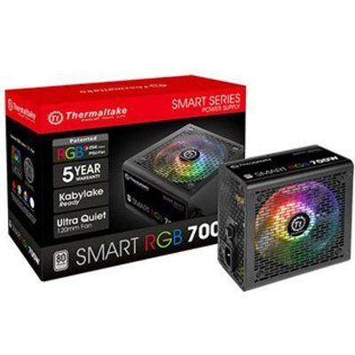 Thermaltake Smart RGB 700 Watt 80+ PSU/Power Supply
