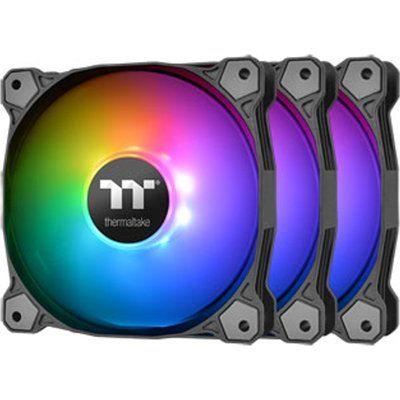 Thermaltake Pure 14 140mm ARGB Case Fans - 3 Pack