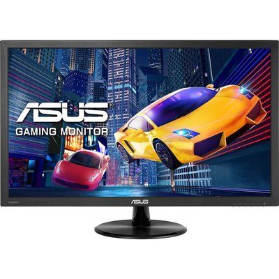 "Asus VP228HE Full HD 21.5"" LED Monitor - Black"