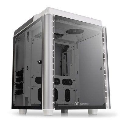 Thermaltake Level 20 HT Snow/Black/Win/SPCC/Tempered Glass4/140mm Standard Fan