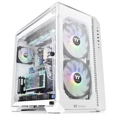 ThermalTake View 51 Snow Mid Tower Windowed PC Gaming Case