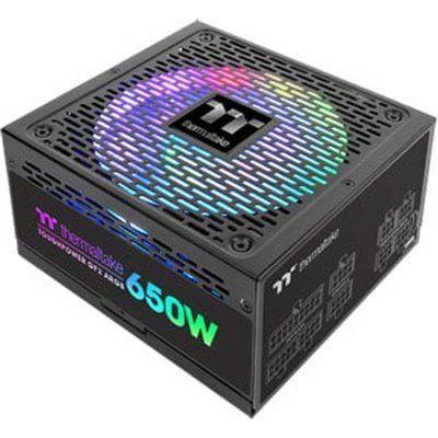 ThermalTake Toughpower GF2 ARGB 650 Watt Fully Modular 80+ Gold PSU/Power Supply