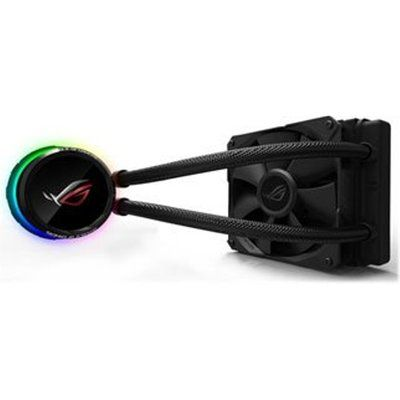 ASUS ROG Ryuo 120 mm AIO OLED Intel/AMD CPU Water Cooler