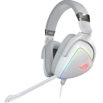 Asus Rog Delta Gaming Headset - White