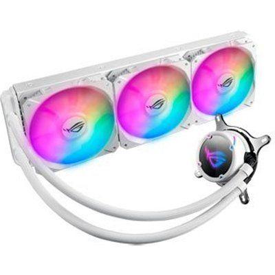 ASUS ROG STRIX LC White Edition 360mm RGB AIO Intel/AMD CPU Water Cool