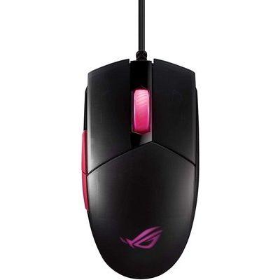 Asus ROG Strix Impact II Electro Punk Optical Gaming Mouse