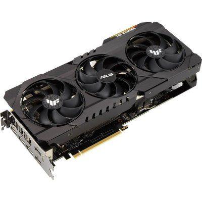 Asus GeForce Rtx 3090 24GB GDDR6X Tuf Gaming Oc Ampere Graphics Card