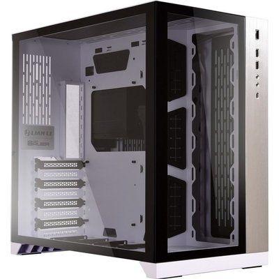 Lian-Li PC-O11DW Dynamic Mid-Tower ATX PC Case - White