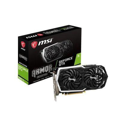 Msi GeForce Gtx 1660 Ti Armor 6GB Oc GDDR6 Graphics Card