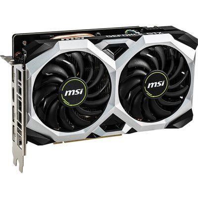 MSI GeForce GTX 1660 6 GB VENTUS XS OC Graphics Card