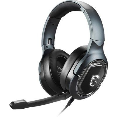 MSI Immerse GH50 7.1 Gaming Headset - Blue