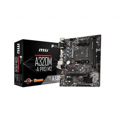 Msi A320M-A Pro M2 Amd DDR4 mATX Motherboard