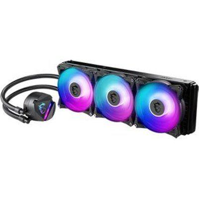 MSI MAG 360mm CoreLiquid 360R ARGB Intel/AMD CPU Liquid Cooler
