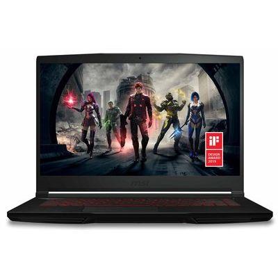 """MSI GF63 15.6"""" i5 8GB 256GB GTX1650 Gaming Laptop"""