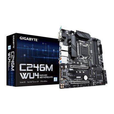 Gigabyte Intel XEON Micro-ATX Motherboard