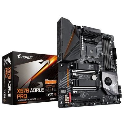 Gigabyte X570 AORUS PRO AM4 DDR4 ATX Motherboard