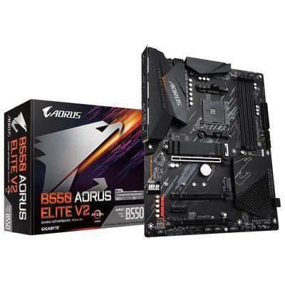 Gigabyte B550 AORUS Elite V2 ATX Motherboard