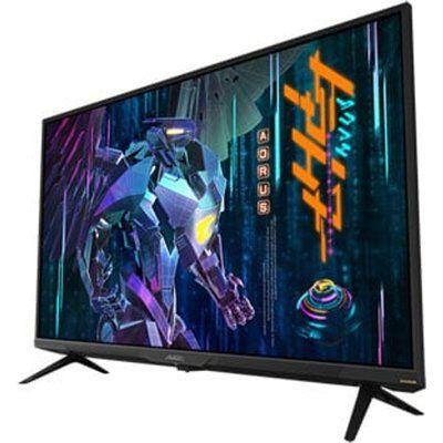 "Gigabyte 43"" 4K Ultra HD 144Hz VA HDR Gaming Monitor"