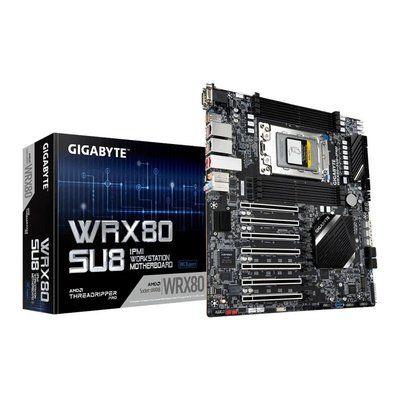 Gigabyte AMD Ryzen WRX80 CEB IPMI Workstation Motherboard