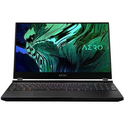 """Gigabyte AERO 15 OLED XC Core i7-10870H 32GB 1TB SSD 15.6"""" UHD AMOLED GeForce RTX 3070 8GB Windows 10 Pro Creator Laptop"""