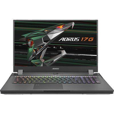 "Gigabyte AORUS 17G 17.3"" Gaming Laptop - Intel Core i7, RTX 3070, 512 GB SSD"