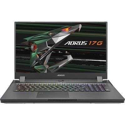 "Gigabyte AORUS 17G 17.3"" Gaming Laptop - Intel Core i7, RTX 3060, 512 GB SSD"