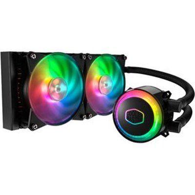 Cooler Master CoolerMaster MasterLiquid ML240R RGB All In One Liquid Cooler