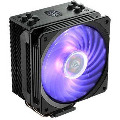 Cooler Master Hyper 212 Black Ed. RGB Intel/AMD CPU Cooler
