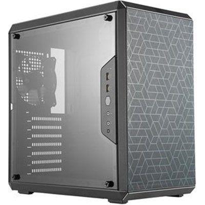 Cooler Master CoolerMaster MasterBox Q500L Compact Windowed Midi ATX PC Gaming Case