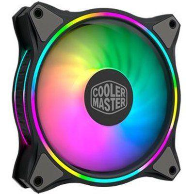 Cooler Master MF120 Halo 120mm Black ARGB Fan