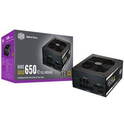 Cooler Master MWE 650W Gold Full Modular Power Supply