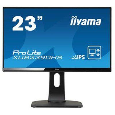 "Iiyama XUB2390HS-B1 23"" Monitor with IPS Panel"