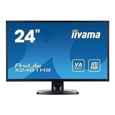 "Iiyama 35£ X2481HS-B1 24"" Full HD Monitor"