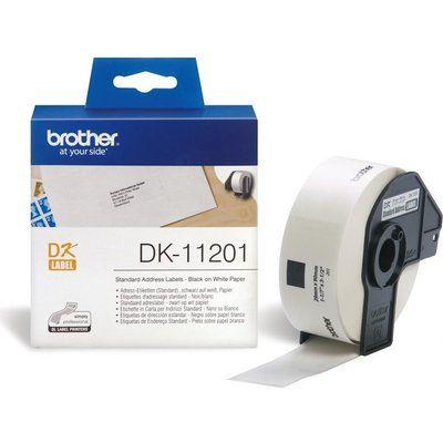 Brother DK11201 29 x 90 mm Standard Address Labels