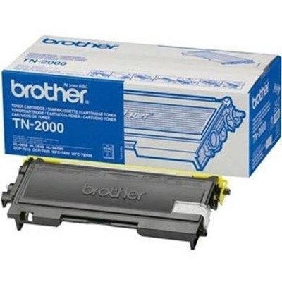 Brother TN 2000 Toner Cartridge