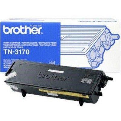 Brother TN 3170 Toner Cartridge - Black