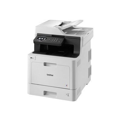Brother MFC-L8690CDW A4 USB Multifunction Colour Laser Wireless Printer