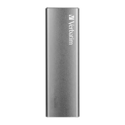 Verbatim Vx500 Portable 480GB External SSD - Silver