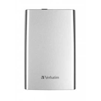 Verbatim Store n Go 2.5 (6.35CM) Portable 1TB USB 3.0 External Hard Drive - Silver
