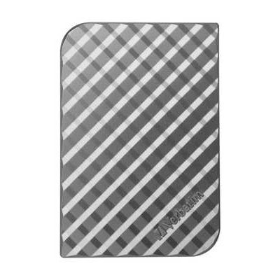 Verbatim Store n Go Gen 2 Portable 1TB External Hard Drive - Silver
