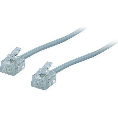 Advent ARJ115M15 RJ11 ADSL Cable - 5 m