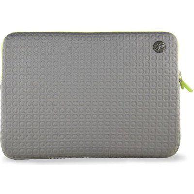 Goji GSMGY1316 13 MacBook Pro Sleeve - Grey & Green