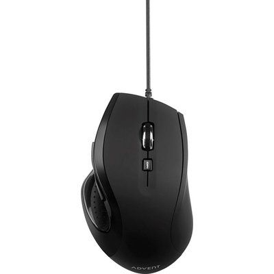 Advent A6BWRD19 Optical Mouse