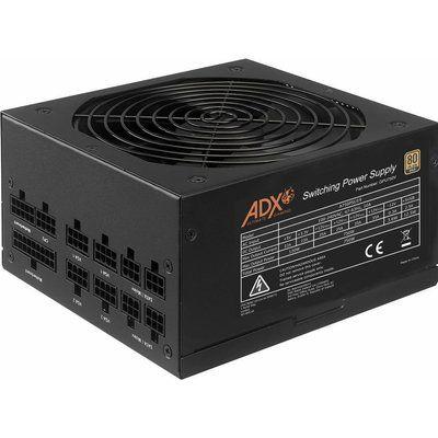 ADX Power W750 Modular ATX PSU - 750 W