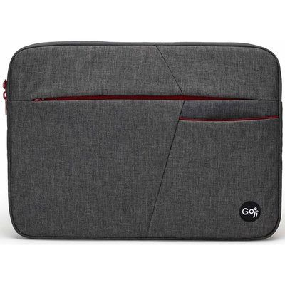 "GOJI G14SBUG20 14"" Laptop Sleeve - Grey & Red"