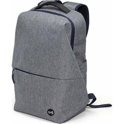 "GOJI G15BPGY20 15.6"" Laptop Backpack - Grey"