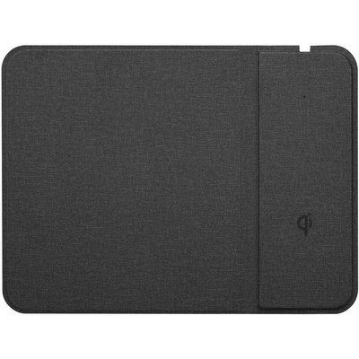 SANDSTROM S5WMM205 W Wireless Charger Mouse Mat - Black