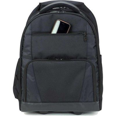 Targus Sport Rolling Backpack - Black